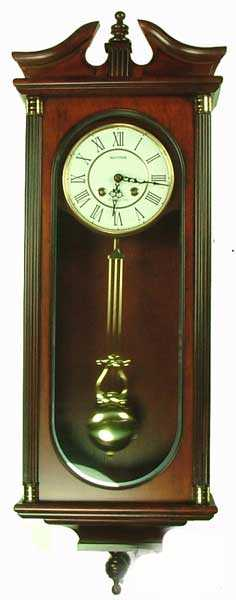 Buckingham Wall Rhythm Clock