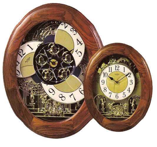 Rhythm Clocks Wall Clocks Musical Clocks Rhythm Clocks